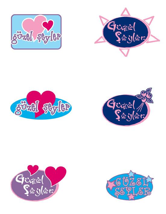 Babam�n Yapt��� baz� Logotype lar